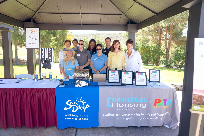 2014 San Diego Tourism Authority Golf Tournament