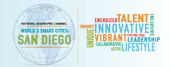 National Geographic Smart City San Diego