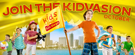 Kids Free in San Diego 2015