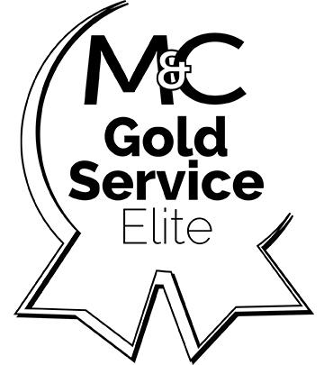 Gold Service Elite Award
