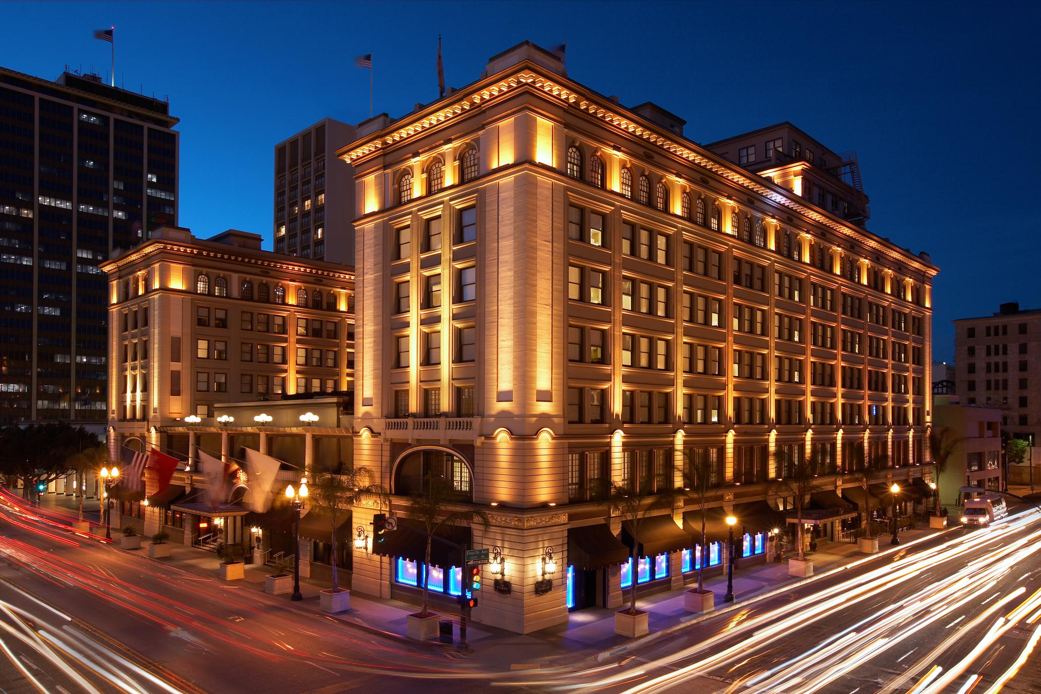 Exclusive presidential hotel suites in san diego sdta for Roosevelt hotel san diego