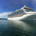 Crown Princess in San Diego