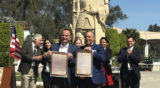 Ensenda - San Diego Signing Ceremony - March 6, 2018