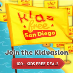"""Kids Free in San Diego"" Returns in Fall 2013 – Deadline Extended to July 15"