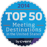 San Diego earns Top 5 spot on Cvent's annual Meeting Destinations List