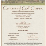 Travelers Aid Centennial Golf Classic Industry Event