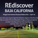 REdiscover BAJA CALIFORNIA – Join Us April 16th!