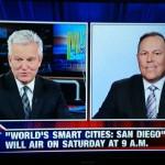 SDTA President Joe Terzi on KUSI News promoting National Geographic Channel documentary