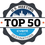 San Diego Rises to No. 4 on Cvent Top US Meeting Destinations List