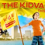 Kids Free San Diego Promotion begins October 1