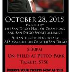 Sportsmen's Banquet 2015 Opportunity in San Diego