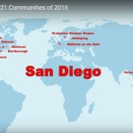 San Diego Named as Smart21 Intelligent Community
