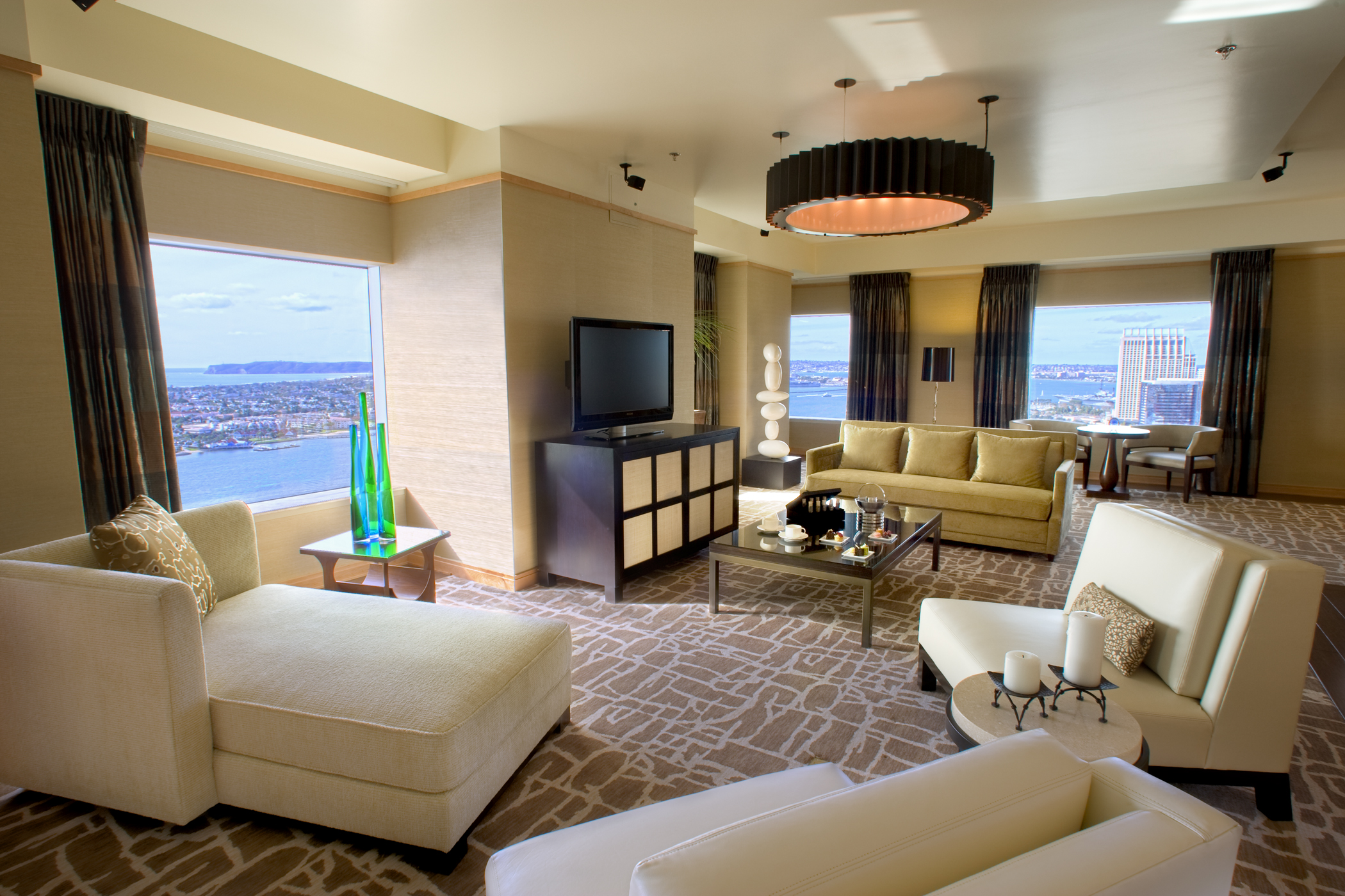 Exclusive presidential hotel suites in san diego - 2 bedroom suites in san diego ca ...