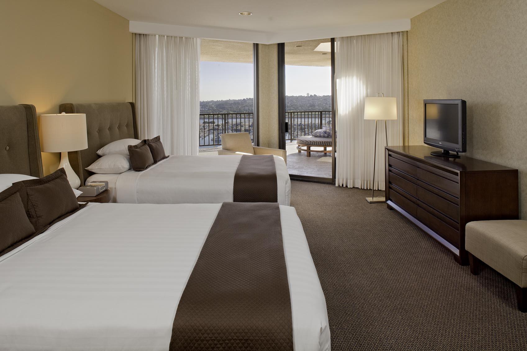 Exclusive presidential hotel suites in san diego - San diego 2 bedroom suite hotels ...