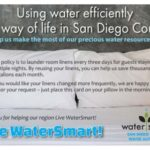 Water Authority Helps Hotels With Water Conservation Efforts