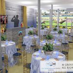 Breeders' Cup Track-side Chalet Opportunity
