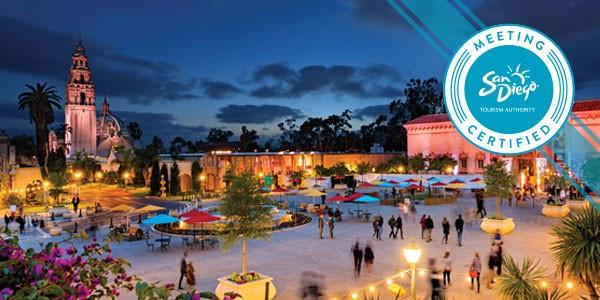San Diego Meeting Certified 2019 for Hotel Members