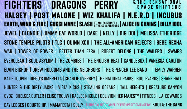 Kaaboo Del Mar Lineup Announced – Get Your Tickets Early!