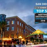 San Diego earns No. 4 spot on Cvent's 2018 Meeting Destinations List