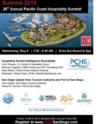 26th Annual Pacific Coast Hospitality Summit