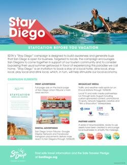 Stay Diego SDTA Onesheet