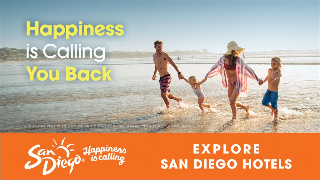 Happiness is Calling - Explore SD Hotels