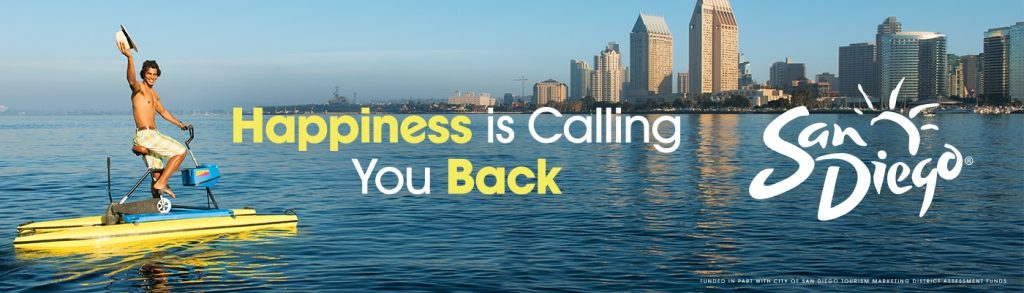 Happiness is Calling You Back Graphic - Water Sport